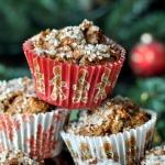 Świateczne muffiny...