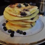 Zdrowe pancakes z...