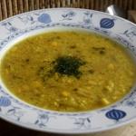 Zupa z żółtych warzyw...