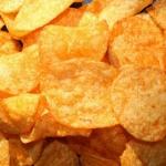 Przepis na domowe chipsy...