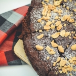 Fit brownie z batatow
