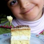 Ciasto biszkoptowe serowo...