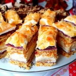Ciasto Pani Walewska (...