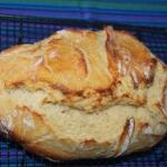 Chlebek pszenny leniwy.