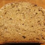 Chleb z melasą na...