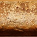 Chleb mieszany na zakwasi...