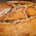 Chlebek pszenny na...