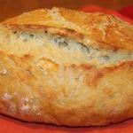 Wiejski chlebek.