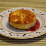 Smazony camembert