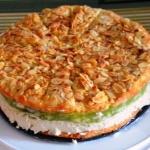 Kruche ciasto jablkowo-mi...
