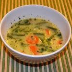 Zupa z fasolka szparagowa...