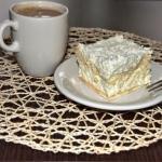 Ciasto Rafaello bez piecz...