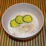 Domowy sos tzatziki