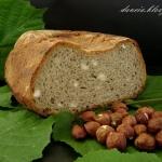 Chleb żytni z orzechami...