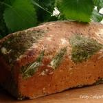 Chleb orkiszowy z kaszą...