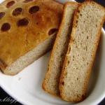 Jesienny chleb na zakwasi...