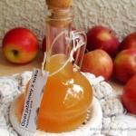 Ocet  jablkowy z soku