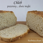 Chleb pszenny... dwie...