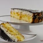 Tort brzoskwiniowo -...
