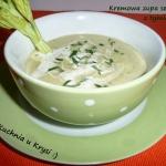 Kremowa zupa selerowa z...