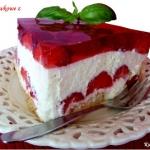 Ciasto truskawkowe z...
