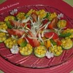Salatka kolorowa