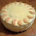 Puszysty tort imieninowy