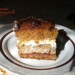 Gargamel - ciasto piernik...