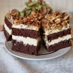 Czekoladowe ciasto z...