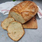 Chleb z gara na...