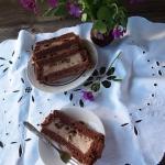 Ciasto z chałwą