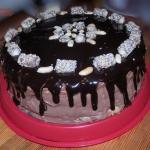 Rocher - czyli tort...