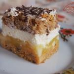 Dotyk jesieni ciasto marc...