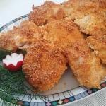Filety kurczaka pieczone...