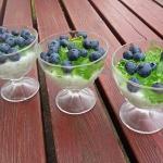 Deser z jogurtu greckiego