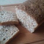 Chleb z otrębami...