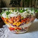 Salatka gyros