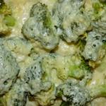 Brokuły pieczone w...