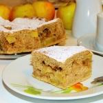 Ciasto jablkowo-cynamonow...