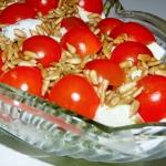 Salatka brokulowa w sosie...