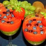 Deser owocowy z...