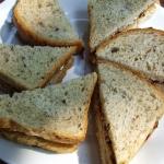 Toast sandwiches pani...