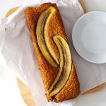 Ciasto bananowe bez mąki