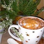 Czekoladowe kakao z cynam...