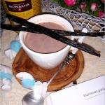Goraca waniliowa czekolad...