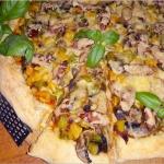 Prosta domowa pizza z...
