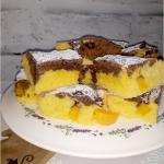 Szybkie ciasto z owocami ...