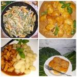 4 propozycje na obiad...