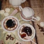Kawowe galaretki z nutą...