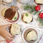 Piernikowe muffinki z mio...